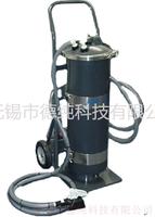 便携移动式自动浮油收集机(立式定制型号)