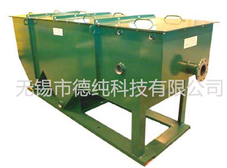 开式油水分离机(工业一体式)