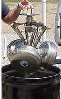 折叠式不锈钢撇油器